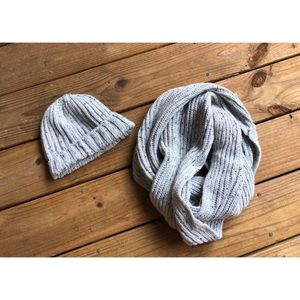 A New Day Hat and Scarf